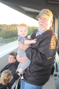 Rex and his Great Uncle Junior