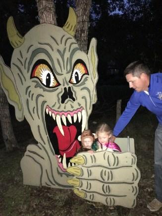 Monsters ahhhh!!!