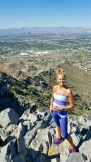 Top of Squaw Peak