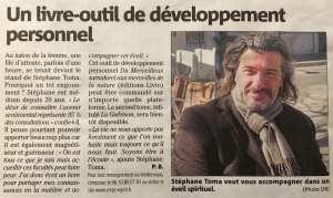 Stéphane Toma - Var Matin 05/04/19
