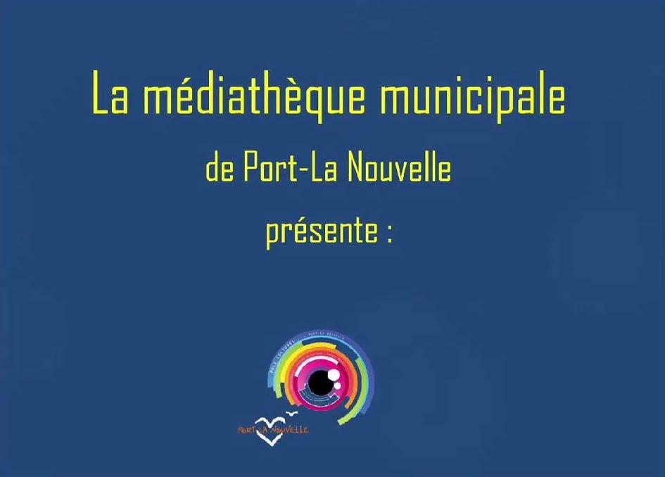Médiathèque de Port la Nouvelle : Interview de Christian Gau