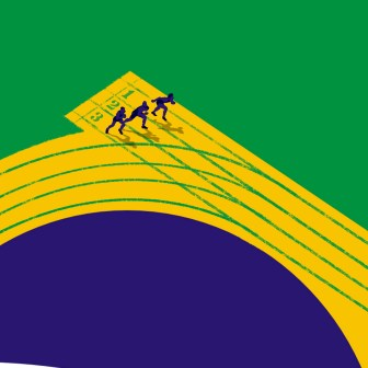 Personal project about Olympic games in Brazil
