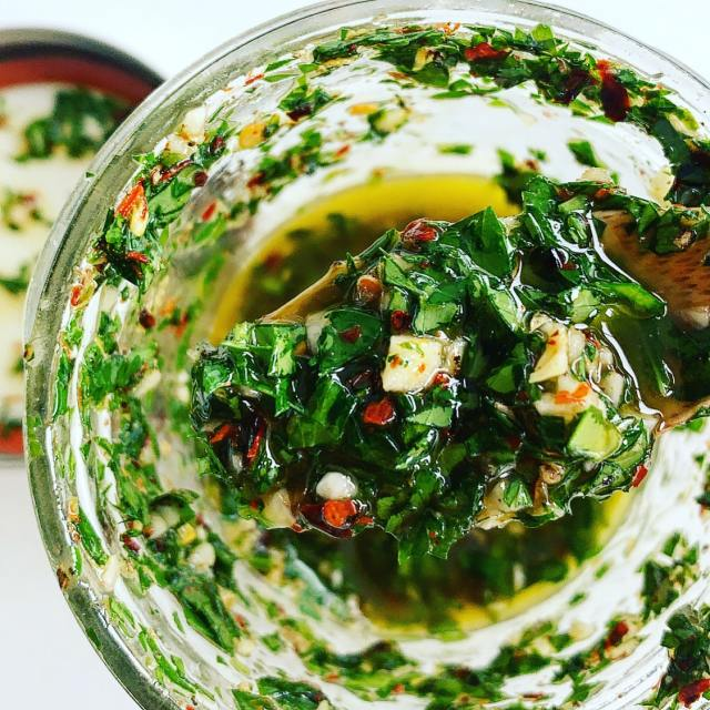 Traditional Chimichurri
