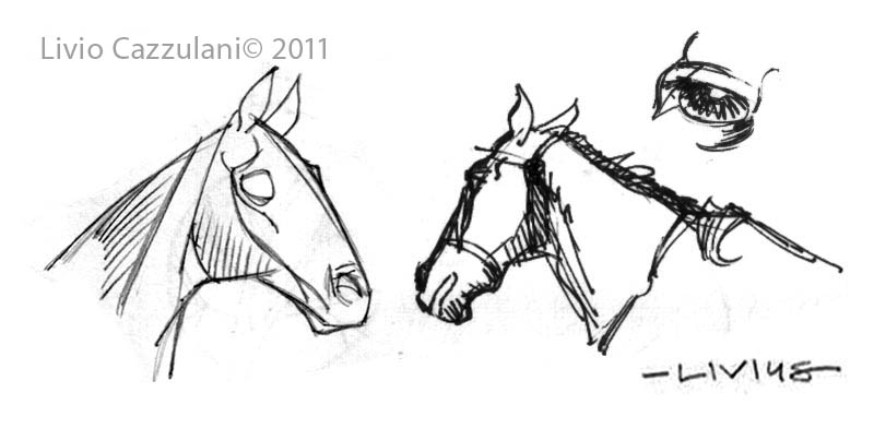 Horses and Women (3/3)