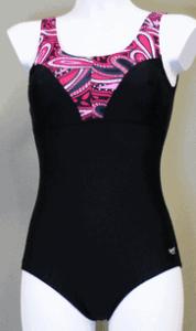Amanda badedragt-pink
