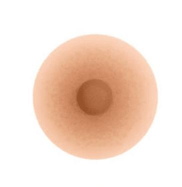 Almond brystvorter