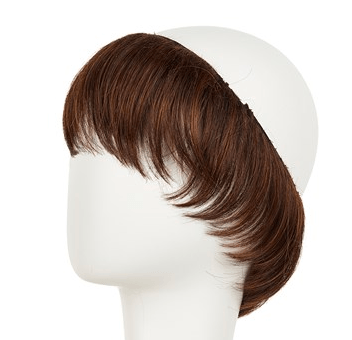 Brun Hairpiece på livja.dk