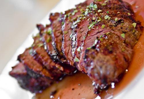 Livskvalitet: Tager du nogensinde det største stykke kød?