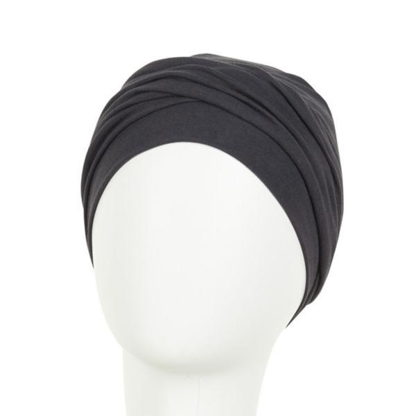 Zoya turban sort