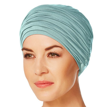 Karma turban hue mineralgrøn