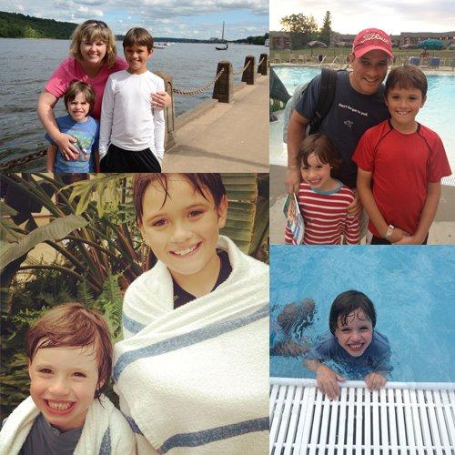 Family Vacation - Making Memories