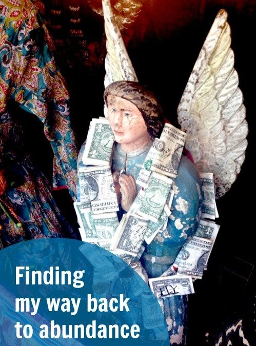 the secret nobody knows: finding my way back to abundance