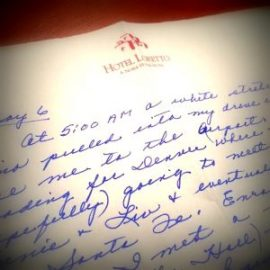 Notes from Nana about Santa Fe, Inn at the Loretto