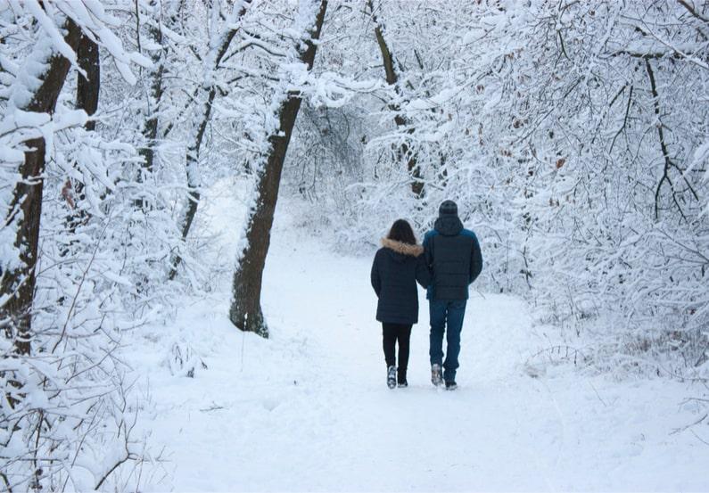 Pas på parforholdet og kærligheden i julen.