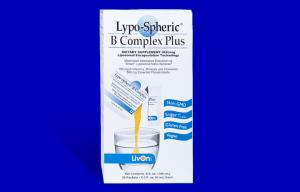 脂質體 維他命B群 Lypo-Spheric Vitamin B Complex plus
