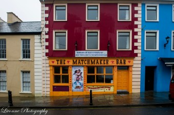 The Matchmaker Bar in Lisdoonvarna