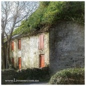 Everyone can identify with a fragrant garden with the quiet of nature and a warm and cozy cottage