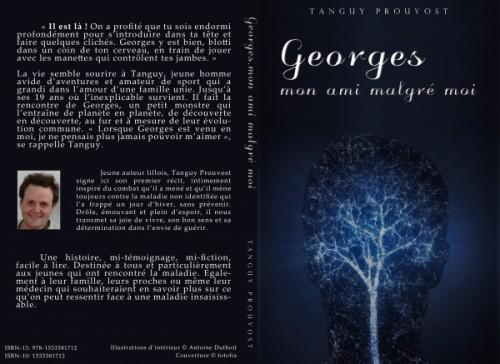 Georges, mon ami malgré moi - témoignage handicap