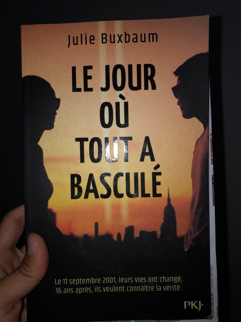 Video Du Jour Ou Tout A Basculer : video, basculer, Basculé, Livre, Coeur