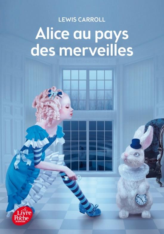 Sourire Chat Alice Au Pays Des Merveilles : sourire, alice, merveilles, Alice, Texte, Intgral, Livre, Poche, Jeunesse