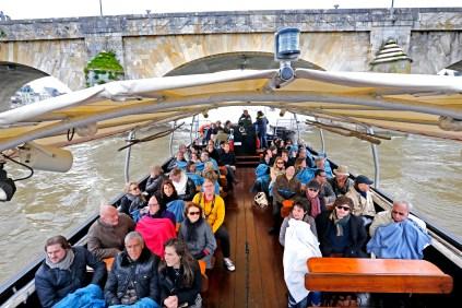 Bateau Saumur Loire