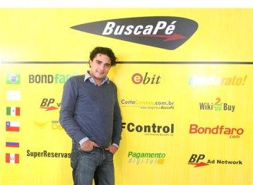 Romero Rodrigues Presidente do Buscapé