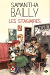 Les stagiaires Samantha Bailly