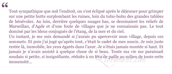 citation Conjuration des Sept Guilhem Meric