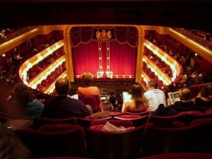 Paradis du Royal Opera House Londres