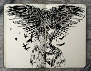 Un festin pour les corbeaux 05