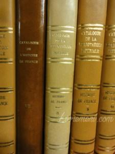 Nuit de la lecture 2018 Salle du Patrimoine Catalogues de la bibliothèque impériale