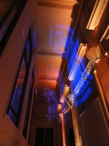 Nuit de la lecture 2018 Jeux de lumière à travers une fenêtre