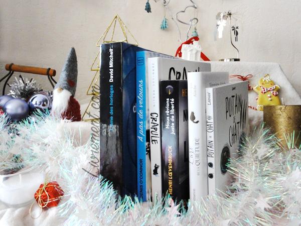 Acquisitions des livres en décembre 2017 blog Livrement