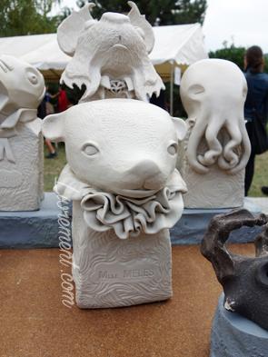 Sculpture Aventuriales 2018