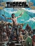 Couverture de la bande dessinée Berserkers, tome 4 de La jeunesse de Thorgal par Surzhenko et Yann