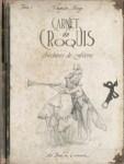 Couverture du tome 1 Carnet de croquis de Jean-Baptiste Monge publiés aux éditions au bord des continents
