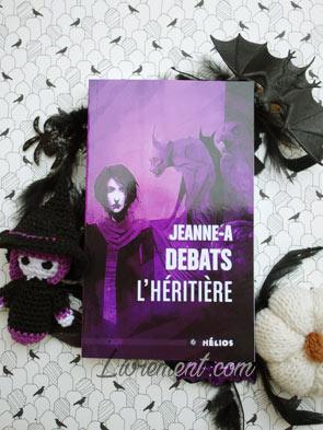 Challenge Halloween 2019 : L'héritière