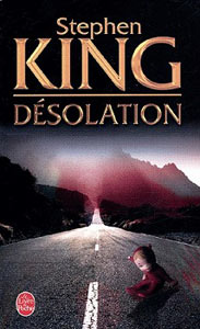 Couverture du roman Desolation de Stephen King