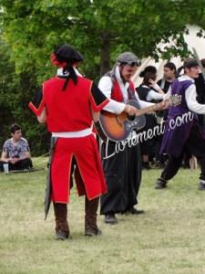 Festival Echos et Merveilles - Deux troubadours en pleine action