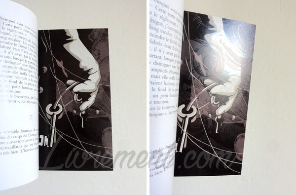 Illustration de Kat Menschik de L'étrange bibliothèque de Haruki Murakami