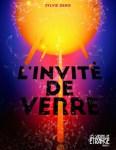 Couverture du roman L'invité de verre de Sylvie Denis
