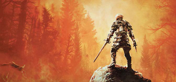 La Geste du Sixième Royaume d'Adrien Tomas, Couverture par Alain Brion