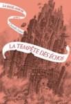 Couverture du roman La tempête des échos de Christelle Dabos