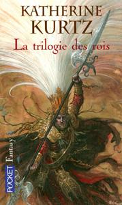 Couverture de la trilogie des rois écrite par Katherine Kurtz