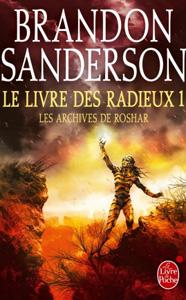 Couverture du tome 1 du Livre des Radieux par Brandon Sanderson