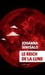 """Couverture du livre """"Le reich dans la lune"""" de Johanna Sinisalo aux éditions Actes Sud"""