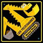 Couverture de l'album jeunesse Les peltosaures