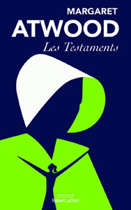 Couverture du roman Les Testaments de Margaret Atwood
