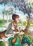 """Couverture de la bande dessinée """"Meilleurs voeux de mariage"""" d'Alwett et Moretti, tome 8 de la série Princesse Sara"""