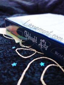 Le livre vagabond Midnight City de Rozenn Illiano